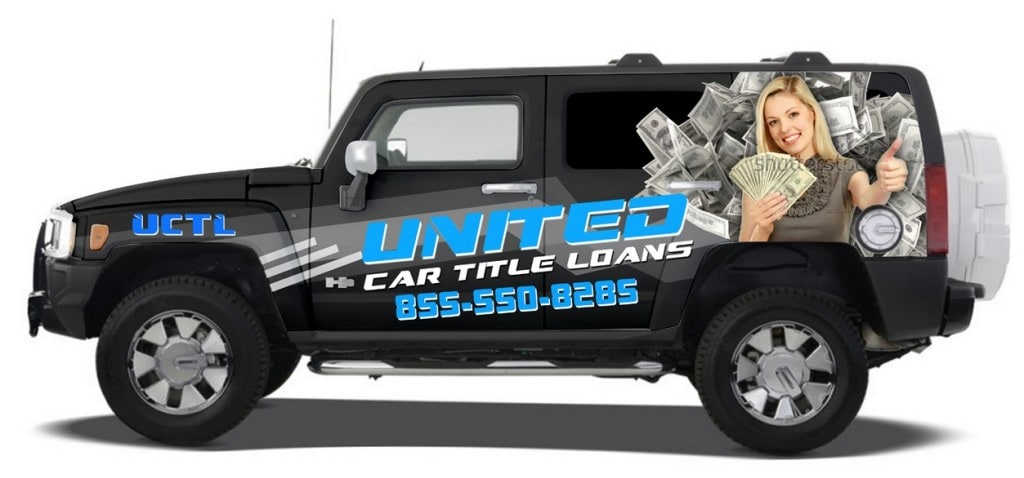 UCTL - United Car Title Loan Hummer
