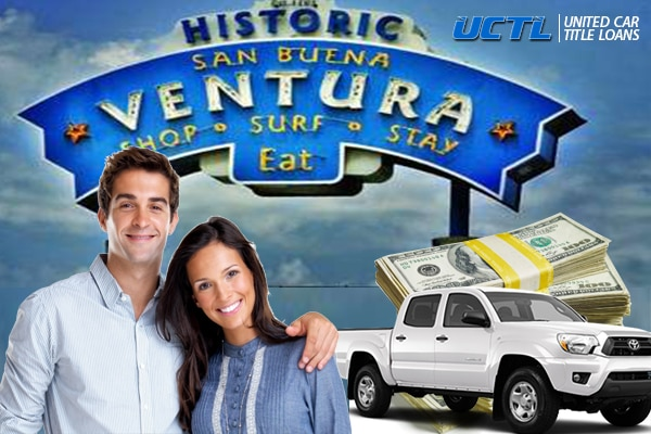 Ventura car title loan